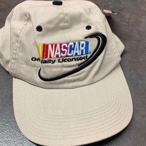 Khaki NASCAR SnapBack Cap Hat